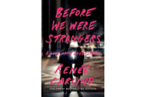 Before We Were Strangers - A Love Story