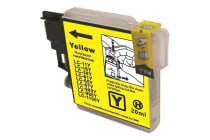 LC38 LC67 Yellow Compatible Inkjet Cartridge
