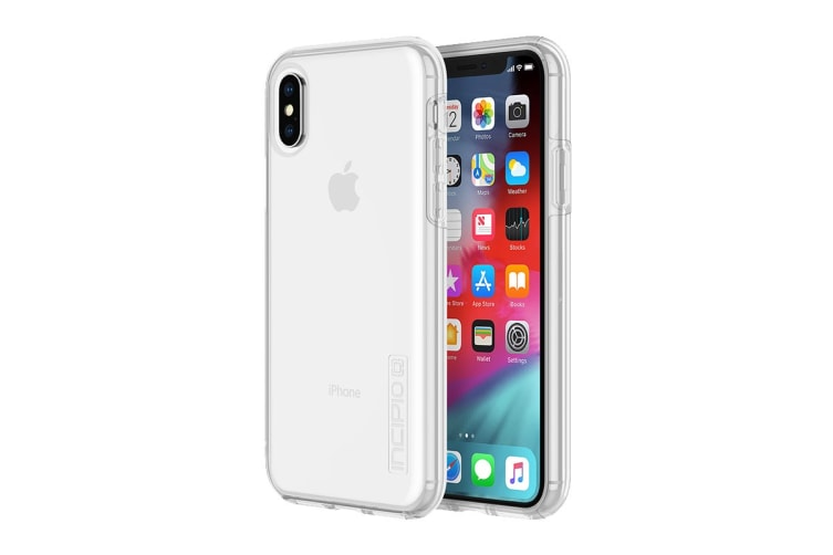 Incipio DualPro Case for iPhone Xs -Clear