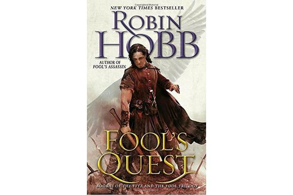 Fool's Quest - Book II of the Fitz and the Fool Trilogy