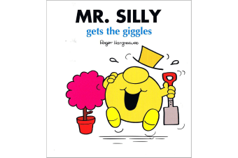 Mr Men - Mr. Silly Gets The Giggles - By Roger Hargraves