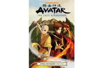 Avatar - The Last Airbender - Smoke And Shadow Part 1