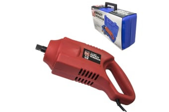 Electric Impact Rattle Gun 1/2 Drive 12V New Kit With 4  Sockets & Hard Case 4wd
