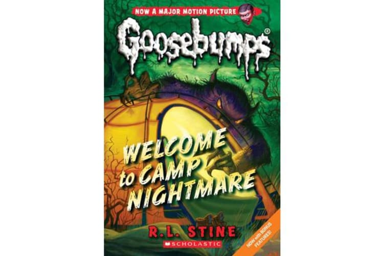Goosebumps Classic - #14 Welcome To Camp Nightmare