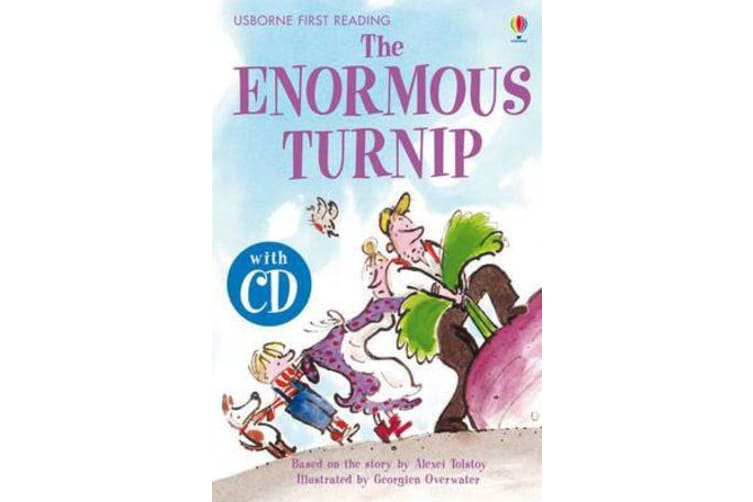 The Enormous Turnip - English Learner's Edition