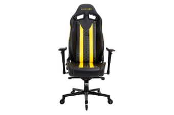 Karnox Gladiator LP Gaming Chairs Office Computer Seating Racing PU Leather