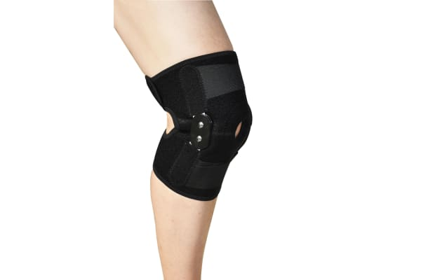 fc750cceb4 Hinged Full Knee Support Brace Protection Arthritis Injury Sports -  Kogan.com