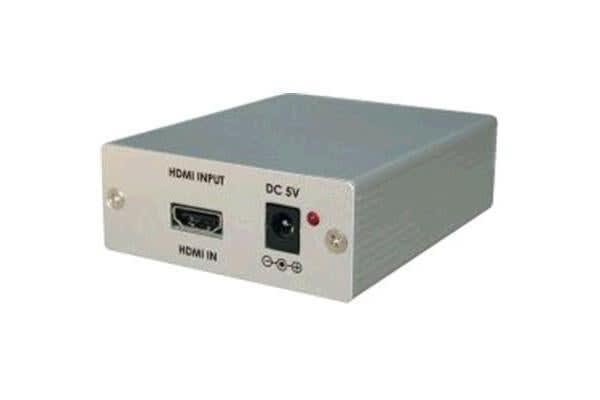 CYP HDMI to VGA & Stereo audio Converter (max res 1920x1200  WUXGA60) Standard Speed HDMI compliant