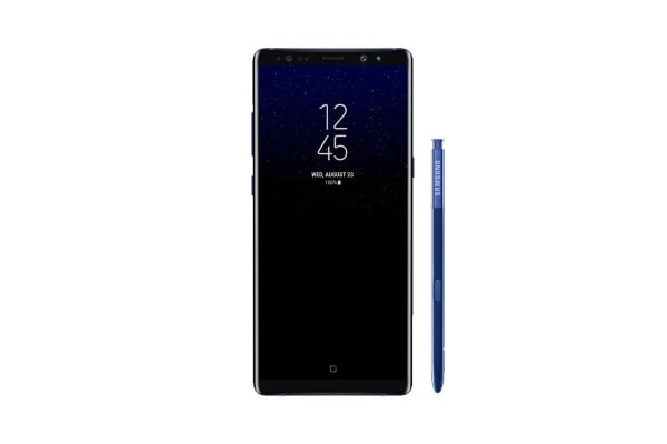 Samsung Galaxy Note8 Dual SIM (128GB, Deep Sea Blue)