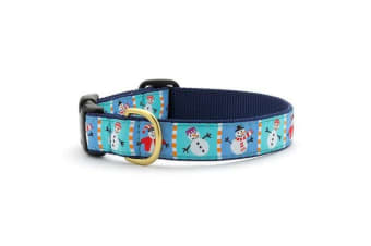 Up Country Snowman Collar (Blue)