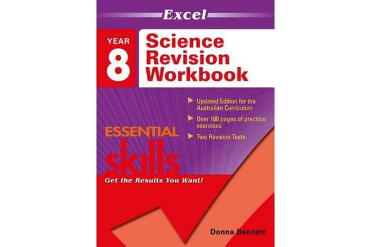 Year 8 Science Revision Workbook