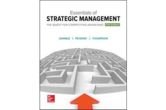 Essentials of Strategic Management - The Quest for Competitive Advantage