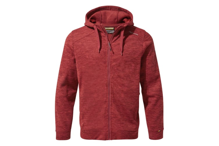 Craghoppers Mens Strata Jacket (Firth Red) (L)