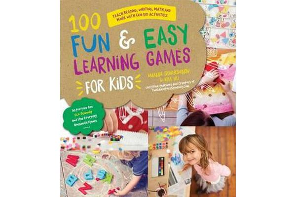 Image of 100 Fun & Easy Learning Games for Kids