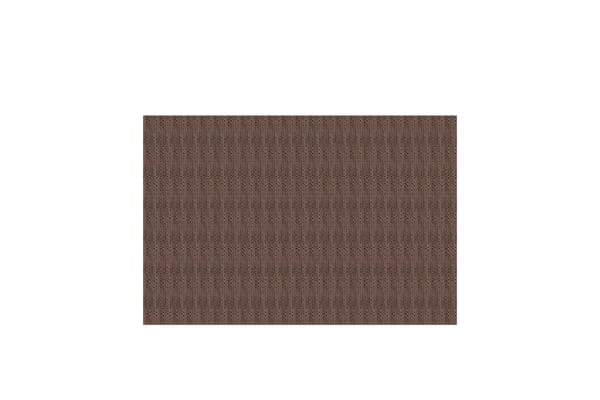 Ogilvies Designs Etch Placemat Brown Owl