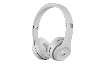 Beats Solo3 Wireless Headphones (Satin Silver)