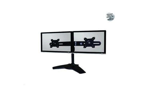 Aavara TS742 Dual LCD Stand with Tilt
