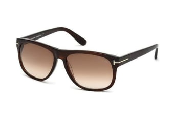 Tom Ford FT0236 - Brown (Brown Gradient lens) Mens Sunglasses