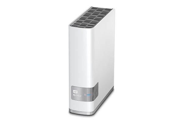 WD My Cloud 4TB Personal Cloud Storage (WDBCTL0040HWT-AESN)