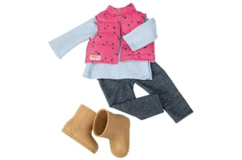 Our Generation Trekking Star Doll Clothes