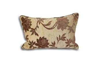 Riva Home Santiago Cushion Cover (Mocha)