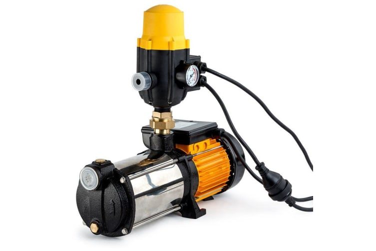 Protege Multi Stage Water Pump High Pressure Rain Tank Garden Farm House