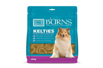 Burns Kelties Dog Treats (10 Packs) (Chicken And Brown Rice) (One Size)