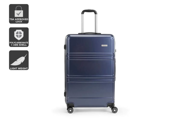 "Orbis 28"" Kuredu Spinner Luggage Case (Midnight Blue)"