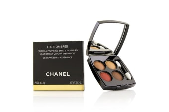 Chanel Les 4 Ombres Quadra Eye Shadow - No. 268 Candeur Et Experience 2g