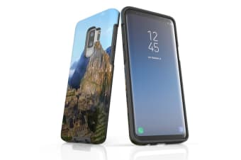 For Samsung Galaxy S9+ Plus Case Armour Cover  Machu Picchu
