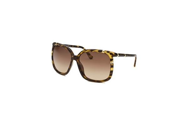 Michael Kors Women's Charlie Square Green Tortoise Sunglasses (M2882S-206-57-14)