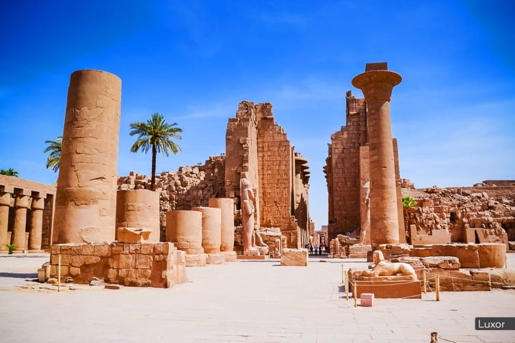 EGYPT: 8 Day Nile Cruise Package for Two