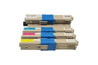 C310 Premium Generic Colour Toner Set