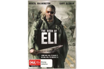 The Book of Eli DVD Region 4