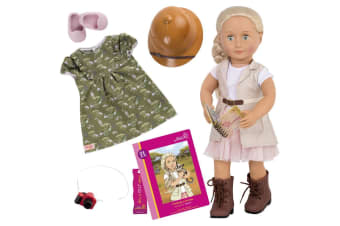 Our Generation Deluxe Safari Doll - Naya