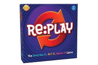 Re:Play - The Describe It, Act It, Name It Game