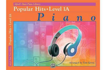 Alfred's Basic Piano Library Popular Hits, Bk 1a