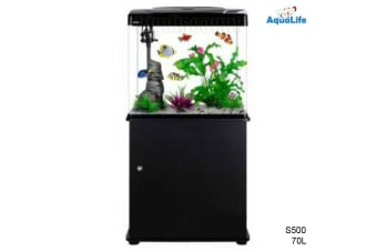 Fish Tank Aquarium Cabinet Stand - 500 x 290 x 625 mm