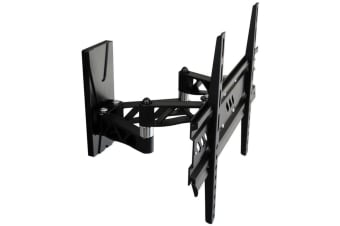 "Doss LCD07B Universal Flat Panel LCD/LED TV Bracket Up To 55""/30kg Tilt/Swivel"