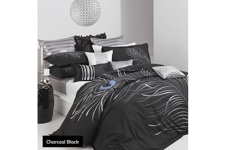 Yolanda Charocal Quilt Cover Set QUEEN