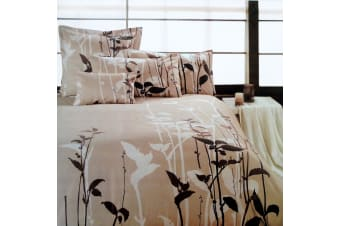 325TC Kendall 100% Cotton Quilt Cover Set by Metropolitan