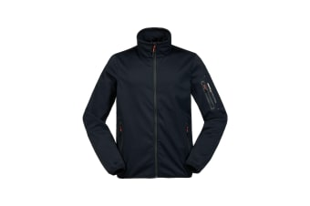 Musto Mens Crew Softshell Jacket (Black)