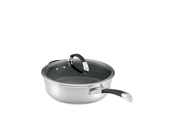 Circulon Symmetry Stainless Steel Covered Saute 4.5L