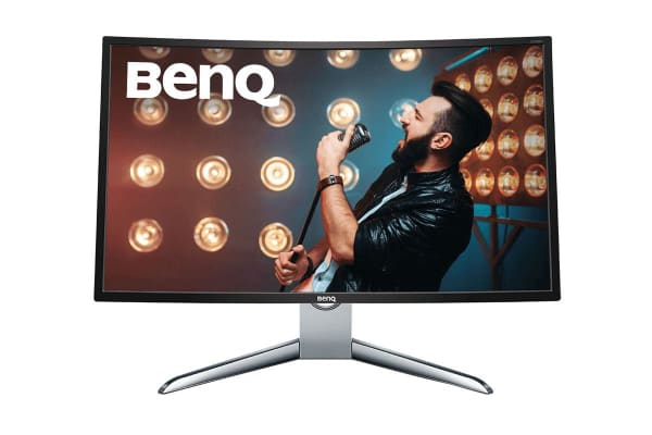 "BenQ 31.5"" 16:9 1920x1080 Full HD 144Hz Freesync Curved LED Monitor (EX3200R)"