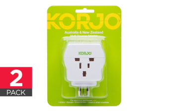Korjo 2 Pack Multi Reverse Adapter