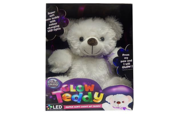 Grafix LED Glow Teddy Bear