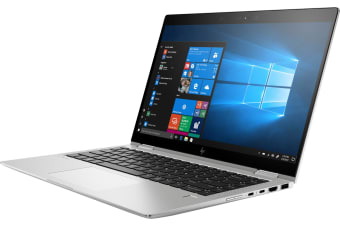 "HP EliteBook x360 1040 G5 Silver Hybrid (2-in-1) 35.6 cm (14"") 1920 x 1080"