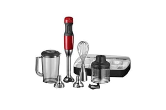 KitchenAid Artisan Deluxe Stick Blender Empire Red