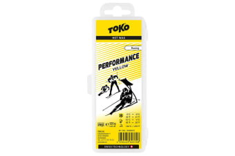 Toko Wax Performance Hot Wax Yellow 120G