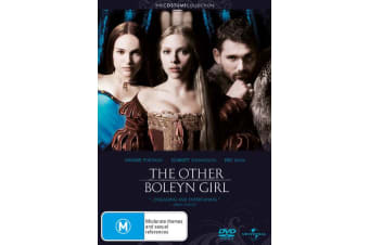 The Other Boleyn Girl DVD Region 4
